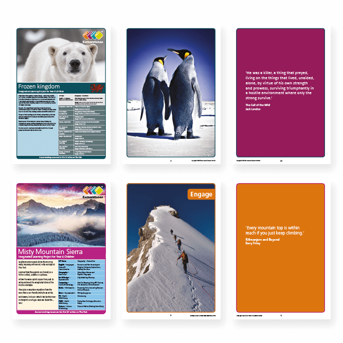 Cornerstone covers, Brochures, Pickards Design and Print, Print, Sheffield, Design, Print Sheffield, Printing, Litho Print,  Printing