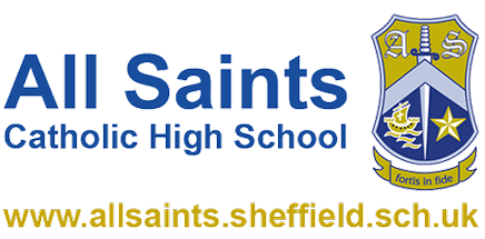 Pickards Design and Print all saints logo